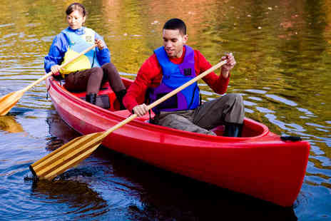 Back of Beyond Adventures - Kayaking, Canoeing, or Stand Up Paddleboarding Experience for Two - Save 50%
