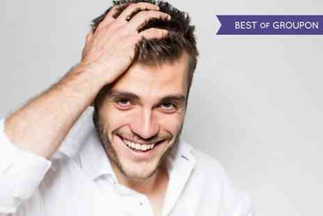 HDC - Hair Laser Treatment 12 Sessions Plus Supply of Perfectil Plus Hair Vitamin Tablets- Save 0%