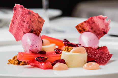 The Chancery - Five course Tasting Menu Experience with Champagne, Tea and Coffee - Save 37%