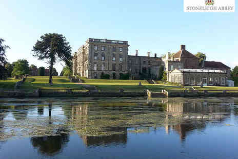 Stoneleigh Abbey - Entry to Abbey Gardens with Afternoon Tea for Two  - Save 31%