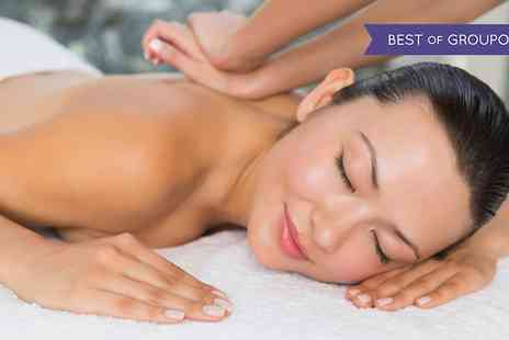 Radiance Hair and Beauty - Hot Stone, Swedish or Aromatherapy Full body Massage  - Save 60%