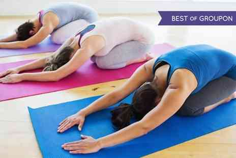 Clapham Hot - Choice of Six Fusion Pilates Classes - Save 71%