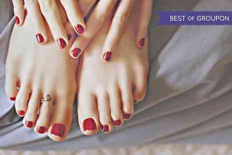 Kensington Skin Care - Signature Manicure or Spa Pedicure - Save 40%