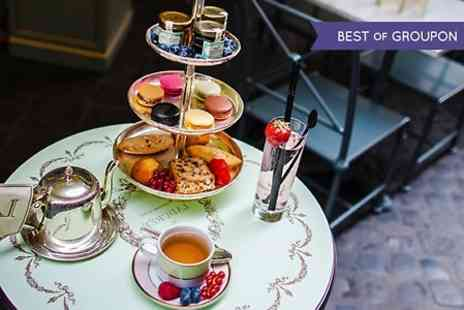 The Parlour - Afternoon Tea For Two - Save 38%
