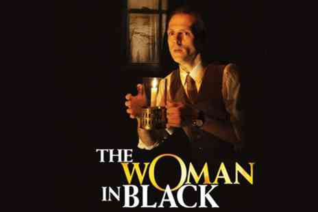 Woman in Black - Tickets to The Woman in Black and dinner for Two  - Save 0%