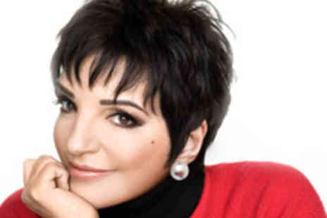 Rocco Buonvino Productions - Tickets to Liza Minnelli  - Save 8%
