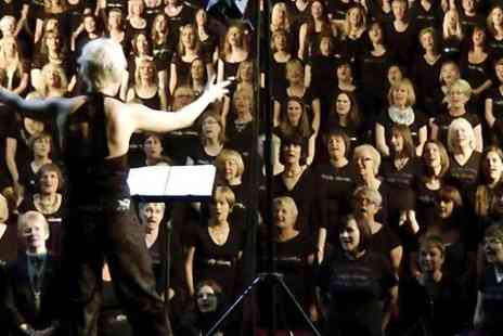 Funky Voices - Six Weeks Funky Voices Choir  of Rehearsal  - Save 47%
