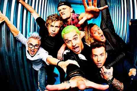 Cuffe & Taylor - One Ticket to McBusted at Lytham Festival - Save 29%