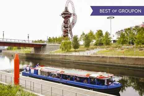 Lee and Stort Boats - Olympic Park Boat Tour  - Save 0%