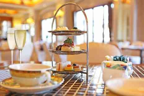 Buxton Palace Hotel - Afternoon Tea With Sparkling Wine For Two - Save 0%