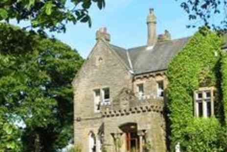 Hunday Manor Country House Hotel - Two night stay for two people in double room - Save 61%