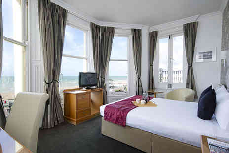 Kings Hotel  -  Visit the sunny shingles of Brighton beach for a peaceful time beside the lapping waves - Save 0%