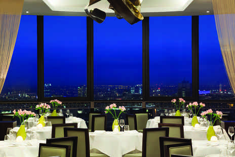 Galvin at Windows - Sky High Michelin Starred Dining with Prosecco - Save 0%