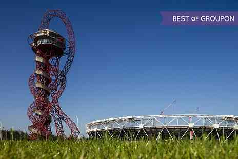 Arcelormittal Orbit - ArcelorMittal Orbit, Queen Elizabeth Olympic Park - Save 32%