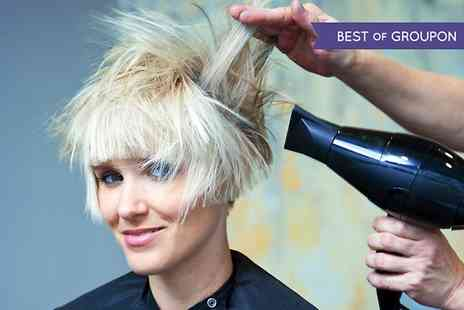 Radiance Hair and Beauty - Cut and Blow Dry With Highlights - Save 74%