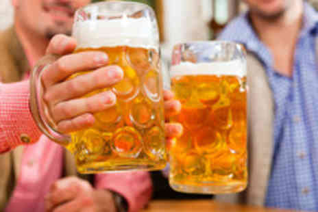 Oktoberfest - Oktoberfest Tickets with Beer & Food in Sheffield or Bradford - Save 46%
