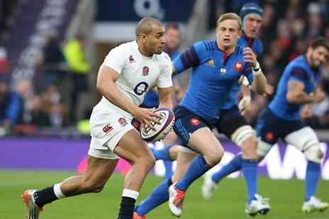 Rugby Football Union - Category One Ticket to England v France​ QBE International​ - Save 0%