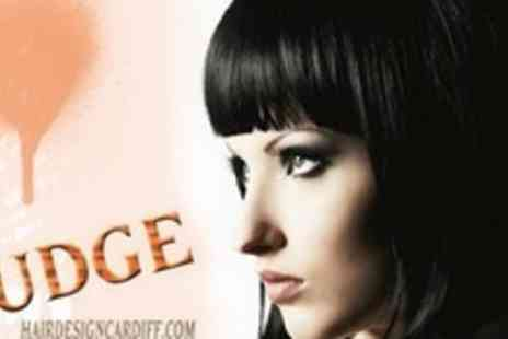 Fudge Hair Design - Cut and Blow Dry With Conditioning Treatment - Save 64%