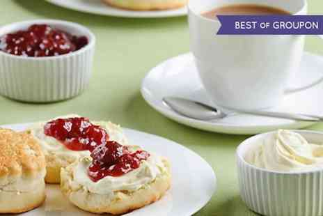 Trebaron Garden Centre - Afternoon Tea For Two  - Save 50%
