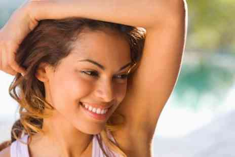 Tinas Beauty Galleries - Hollywood or Brazilian Wax Plus Underarms  - Save 55%