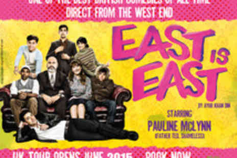 ATG Tickets - Tickets to East is East  - Save 44%
