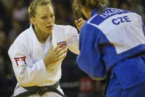 Judo British Open - One Day Entry to The British Judo Open 2015  For Two  - Save 50%