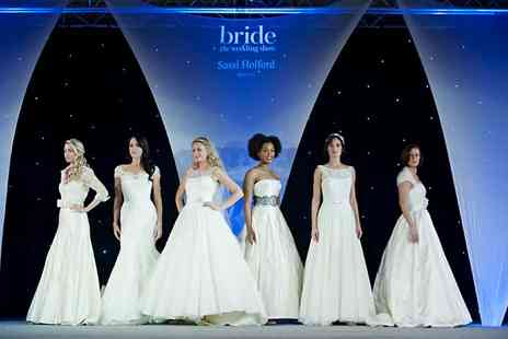 Archant Community Media - Entry to The Wedding Show  For Two  - Save 50%