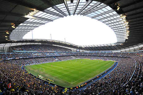 Manchester City Football Club - Manchester City FC Stadium and Club Tour  - Save 0%