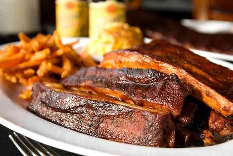 Putney Fire Bar & Grill - Ribs, Fries and Beer For Two - Save 0%