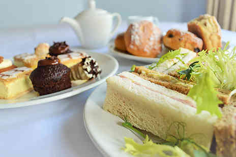 Richmond Gate Hotel -  Afternoon Tea for Two - Save 53%