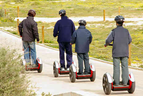 Segwayz - Hour Long Segway Experience for One  - Save 46%