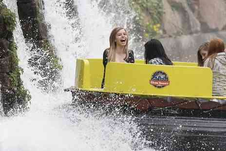 Alton Towers Resort - Ticket to Alton Towers Resort Exclusive and Digital Photo Bundles - Save 55%