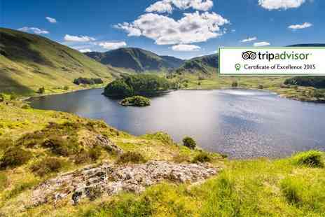 Staffield Hall - Three night luxury Cumbria cottage stay for two - Save 44%