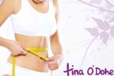 Tina O Dohertys Inch Loss Clinic - Three Weight Management Sessions - Save 77%