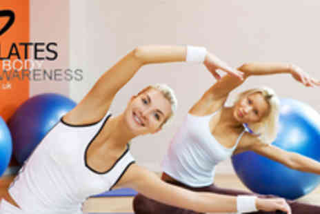Pilates Body Awareness - One hour sessions of beginners pilates - Save 59%