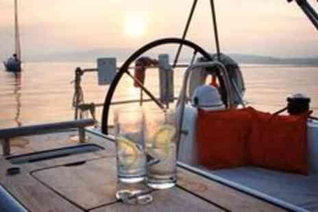 Escape Yachting - Summer yacht trip with dinner and bubbly - Save 0%