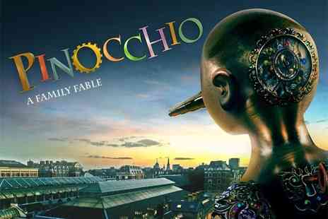 Iris Theatre - Ticket to Pinocchio in the beautiful, open air grounds of St Pauls Church, Covent Garden  - Save 33%