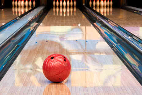 MFA Bowl - Two Games of Bowling for Family of Four - Save 58%