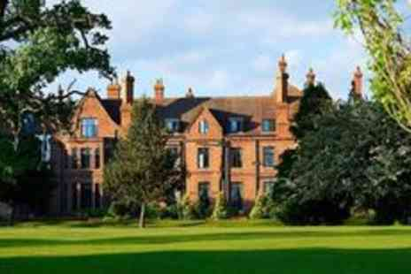 Aldwark Manor -  Spa day with massage or facial and cream tea - Save 0%