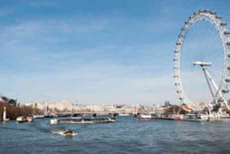 London Party Boats - River Thames afternoon cruise with cream tea - Save 0%
