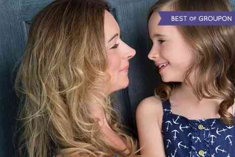 Click Group - Mothers Day Makeover Photoshoot With Prints - Save 96%