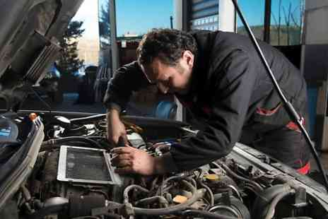 Autobahn - Car Service With Diagnostic Check and Mini Valet  - Save 0%