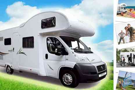 Unbeatable Hire - Luxury UK Campervan Hire 3 Nights - Save 48%