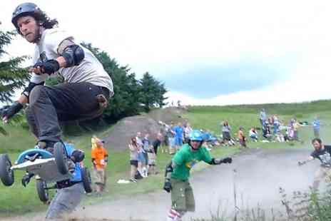 Hale's Board and Bike Park - Four Days of Kids Mountain Boarding Lessons  - Save 0%