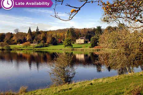 The Coniston Hotel - Overnight stay for twowith full Yorkshire breakfast, three course meal, and hour long owl and hawk experience  - Save 40%