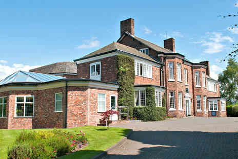 The Stanneylands Hotel - Cheshire Getaway for Two with Award Winning Dining - Save 48%