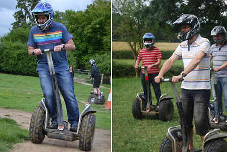 Segway unleashed - Weekday Segway Experience, Two  - Save 0%