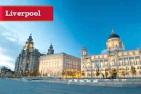 The Adelphi Hotel - One Night Liverpool Break for Two with Breakfasts Bottle of Wine Dinner Treatment & Leisure Access - Save 0%