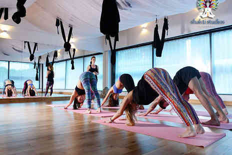 Shakti Studios - One Month of Yoga Classes - Save 40%