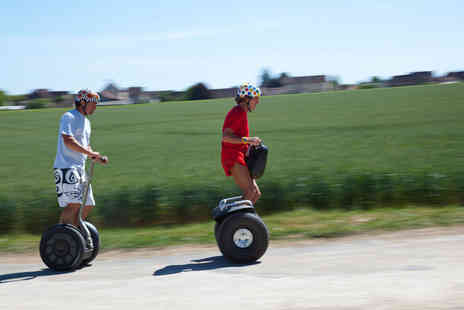 Segwayz - One hour Segway experience including all equipment - Save 36%